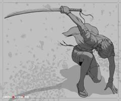 Mugen Blade by SilverTES