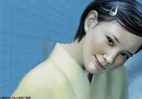 Tsubasa Smile by SilverTES