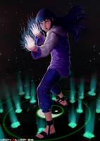 Hinata Hyuga Powa by SilverTES