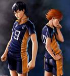 Haikyuu Duo remaster
