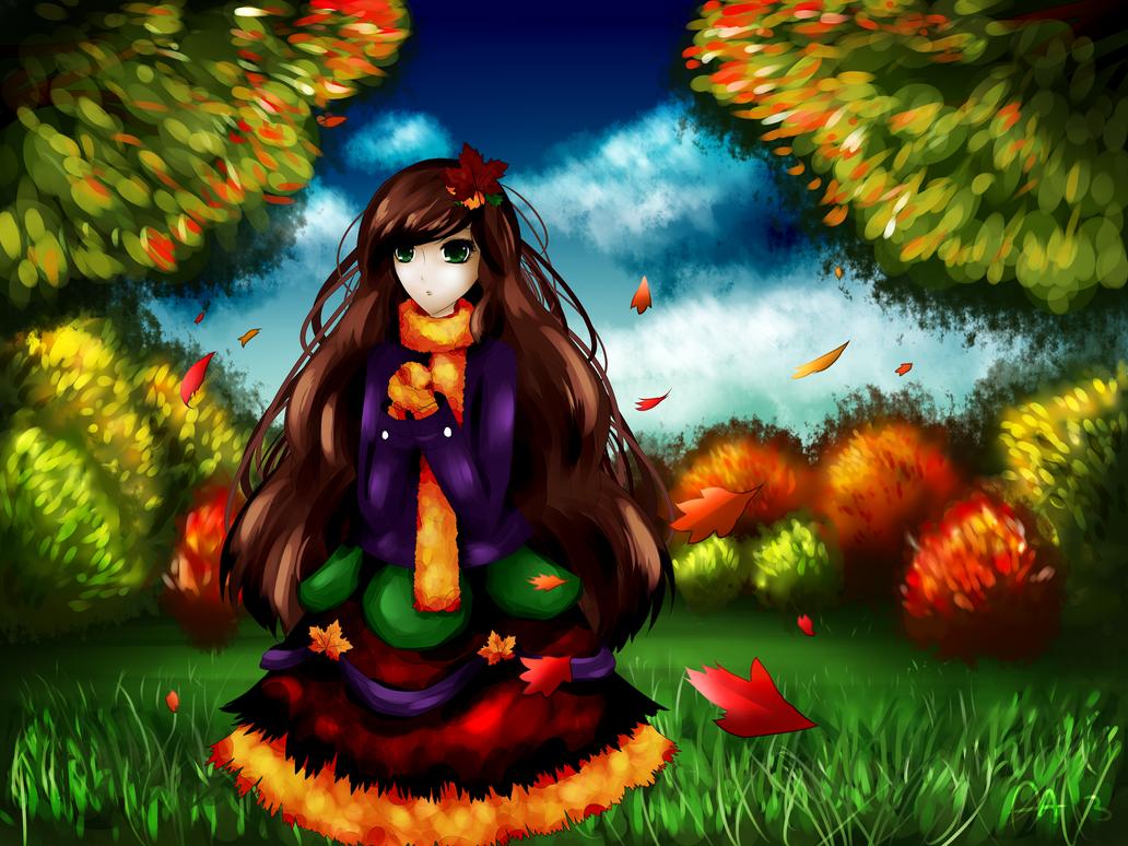 Autumn by LittlePhoton