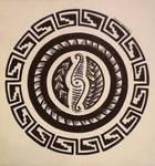 Ancestral  Puebloan Tattoo