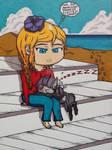 Aya and Koru: Do Androids Dream of Electric Sheep?