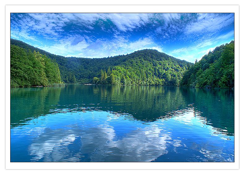 Plitvice-jezioro by moohra