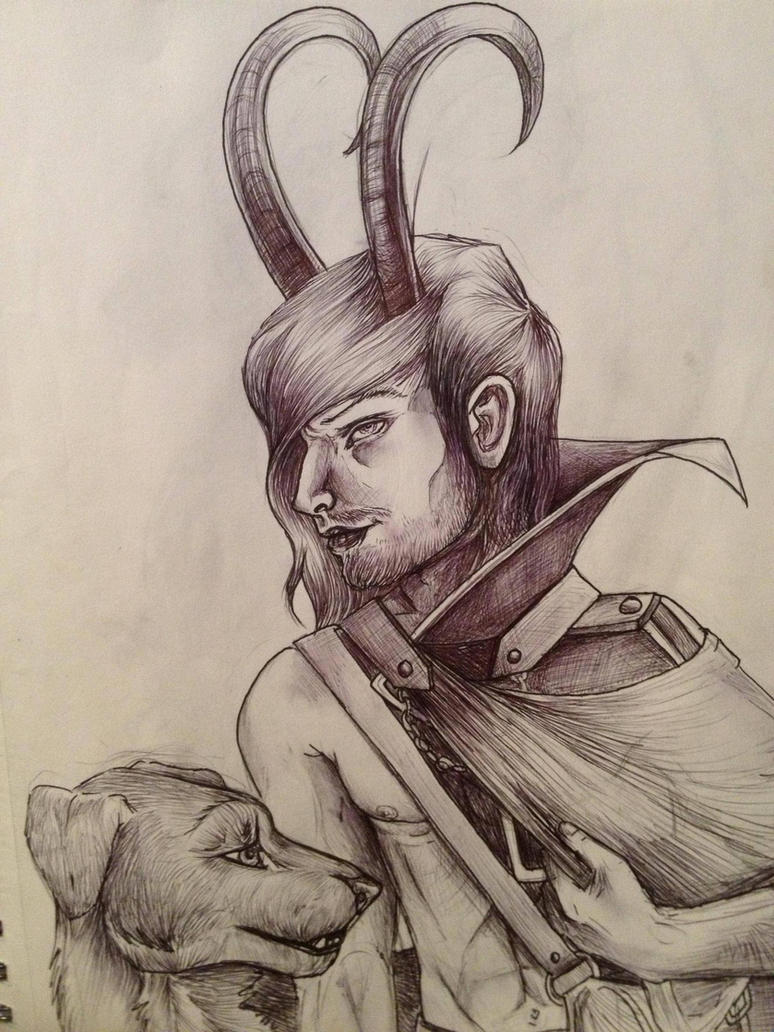 The Daedric Prince Series: Clavicus Vile by savannahrcb