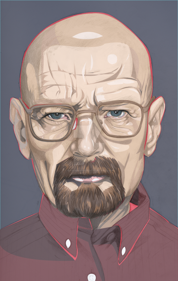 Heisenberg by savannahrcb