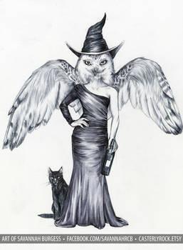 owlgirl 4