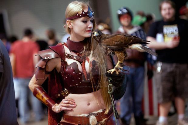 St. Louis Comiccon by savannahrcb