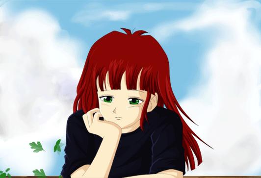 Kira by kaxrei