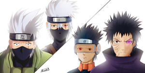 Kakashi: You...
