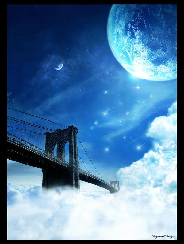 Sky Bridge by Ragnarokfo