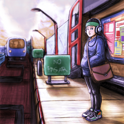 metro by raiderswing
