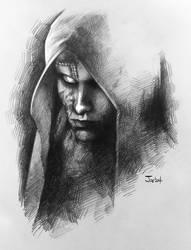 The Evil Within fan art by sashajoe