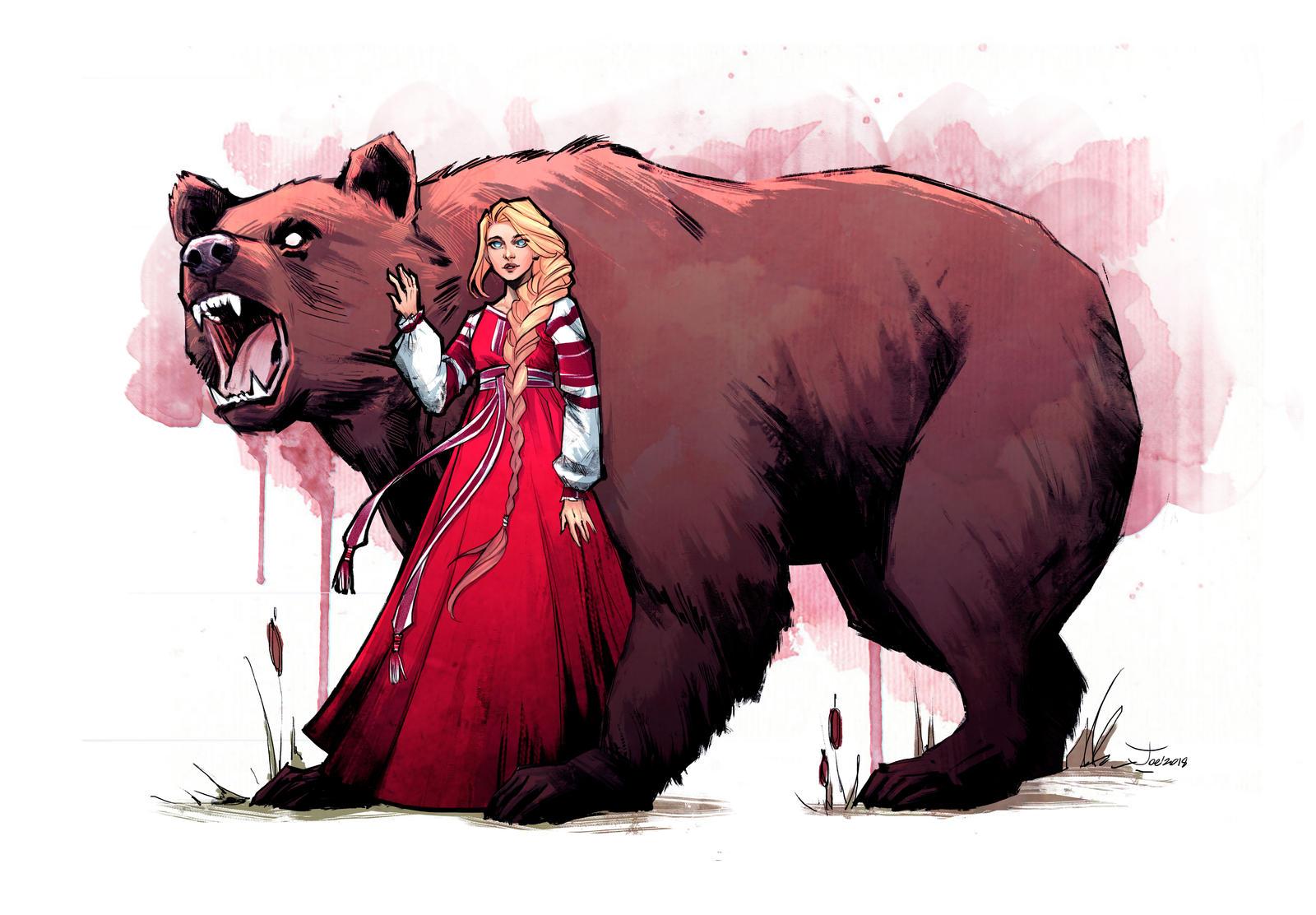 Russian spirit