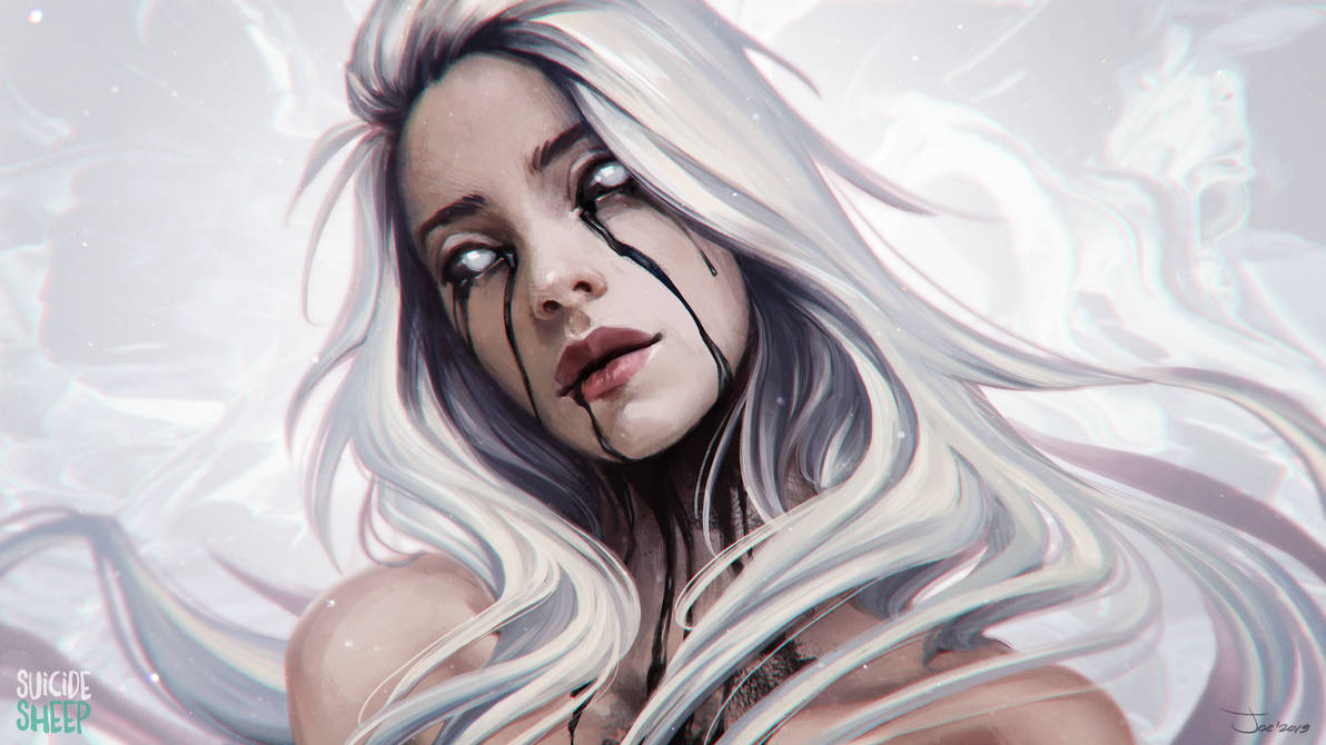 Billie Eilish by sashajoe ...
