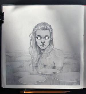 Sketch | Mermaid
