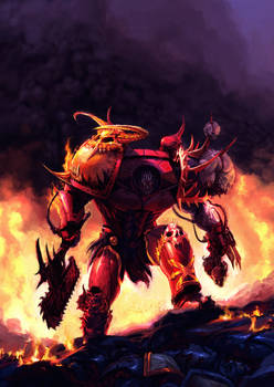 The XII Primarch