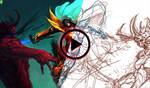Demon Hunter - speed painting