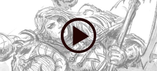 Vamp Sister sketch video by saint-max