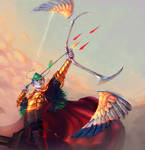 Djidan Sagittarius ~ Faeria ~