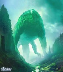Green Colossus ~ Faeria