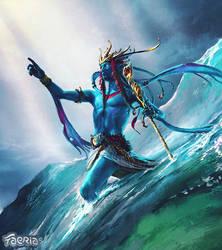 Prophet of Tides ~ Faeria
