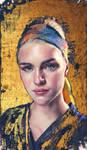Portrait Study #12 by saint-max