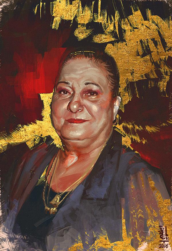 Portrait Study #13 by saint-max