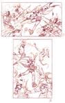 Zen shooting sketches 1-2