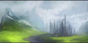 behind the peaks by fleeting-weathers