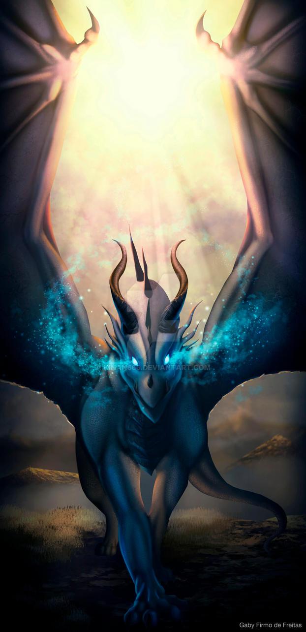 Ciano The Life Spirit by Kinan666