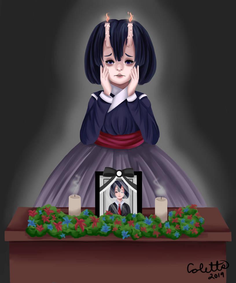 Hei Ran, a Dead Girl by NakamuraHaru-01