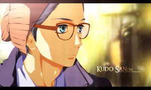 Shishio line art Coloring by Kudosan730 by KudoSan730
