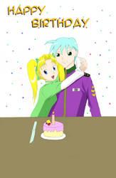 NWO Birthday complete