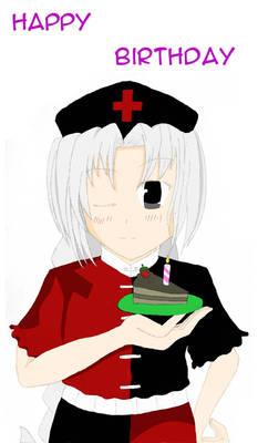 Touhou Birthday