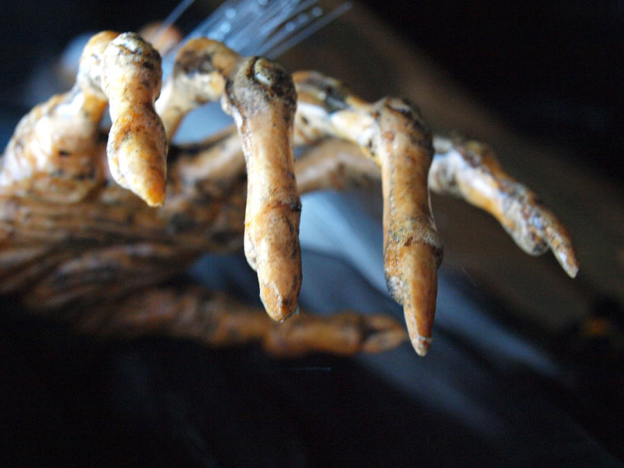 Creepy Hand stock 1 by MandeeMayhem-stock