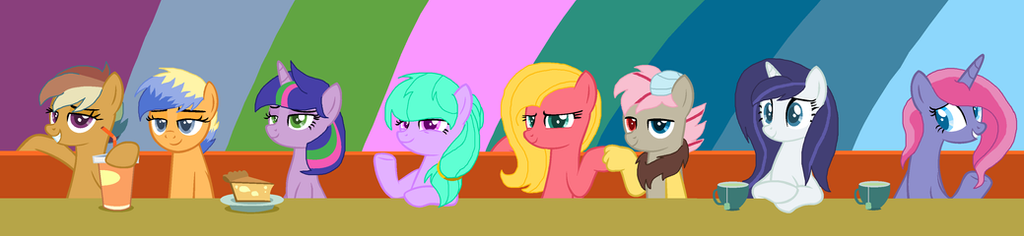 Next Gen Pony Dating Booth xD by Leanne264