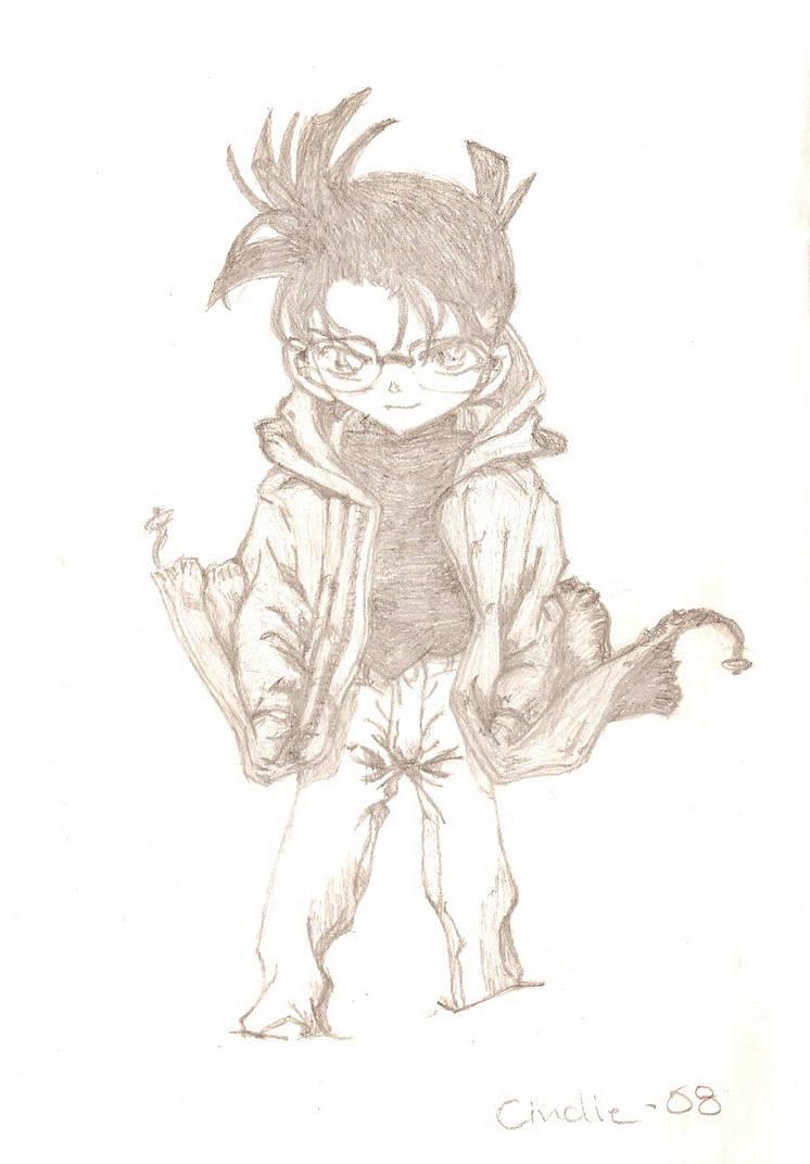 Case closed - Detective Conan by Sprytes