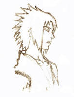 Linework Sasuke by Sprytes