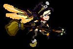 Mercy Witch (Pixel Art)