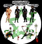 : Bleach OC - Hideki Miyamoto by c-hemistry