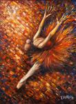 Ballerina by eddiecalz