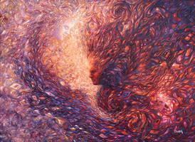 Manifestation of the Higher Self by eddiecalz