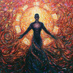 9 States of Consciousness by eddiecalz