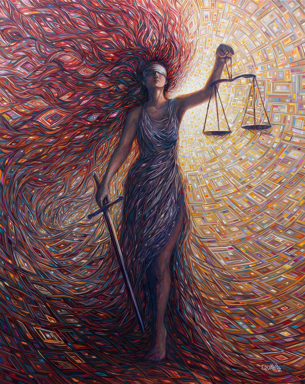 Justice by eddiecalz on DeviantArt
