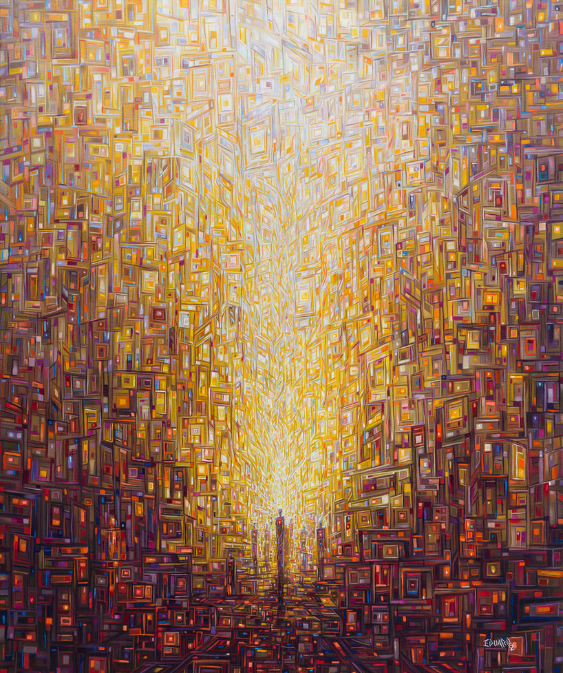 Opening Paths by eddiecalz