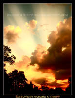 Sunrays by richardxthripp