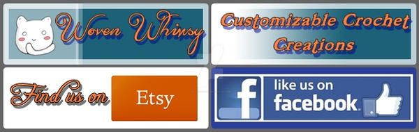 Etsy and Facebook by GoldenDestiny