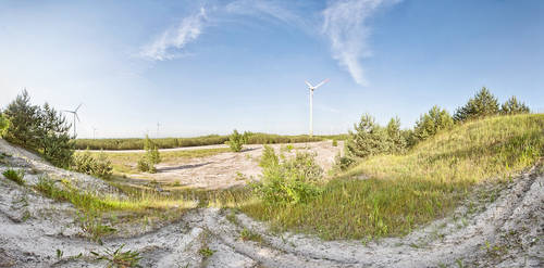 The Windmills' Land
