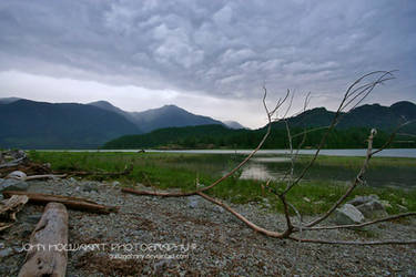 Pitt Lake by guitarjohnny